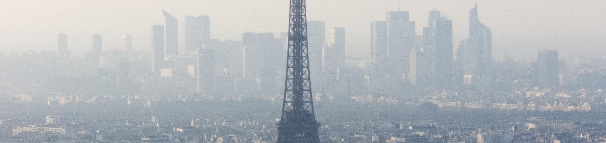 Pollution air en ville