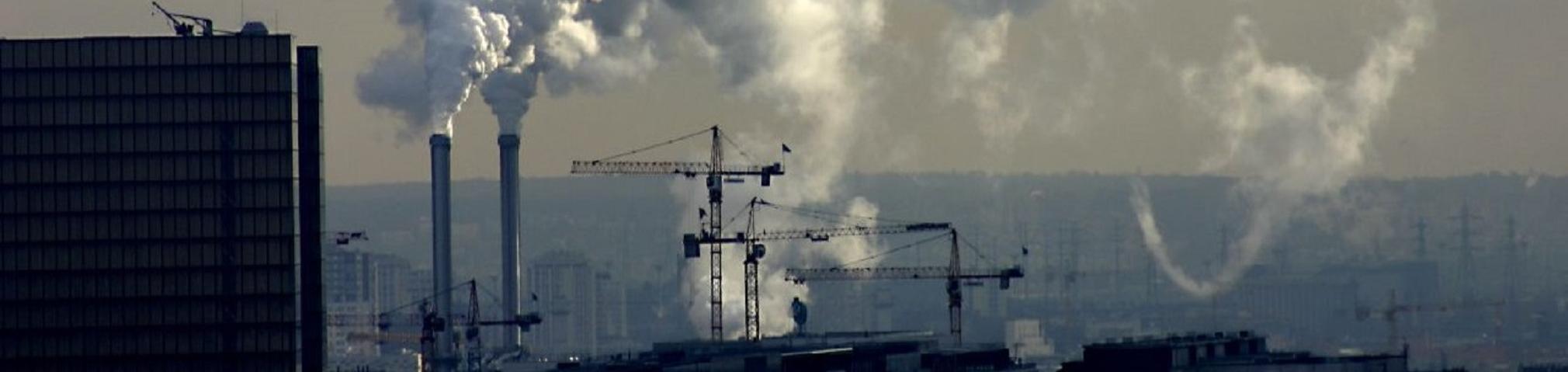 Air pollution ville