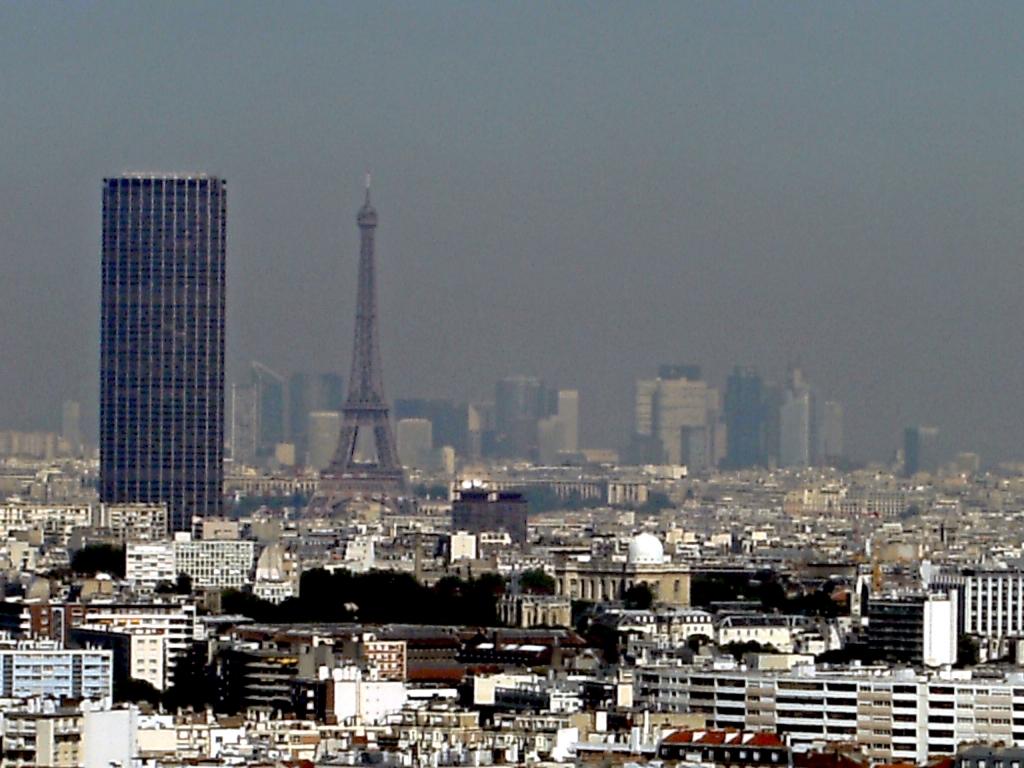 pollution air ville